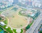 """Hình ảnh mới nhất về các dự án """"điều hòa"""" khổng lồ của Hà Nội"""