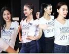 Soi nhan sắc mộc Mâu Thủy, Hoàng Thùy cùng dàn người đẹp bán kết Miss Universe