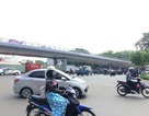"""Thông xe cầu vượt """"giải cứu"""" giao thông Tân Sơn Nhất"""