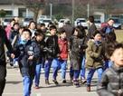 Người Nhật đổ xô xây hầm tránh bom, mua máy lọc khí vì lo ngại Triều Tiên