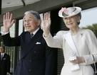 Chiều nay, Nhà vua và Hoàng hậu Nhật Bản tới Hà Nội
