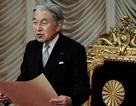 """Quốc hội Nhật Bản """"mở đường"""" cho Nhật hoàng thoái vị"""
