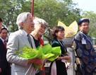 Toàn cảnh Nhật hoàng thăm Hoàng Cung còn lại duy nhất ở Việt Nam