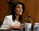 """Đại sứ Mỹ tại Liên Hợp Quốc gay gắt với Nga ngay khi """"ra mắt"""""""