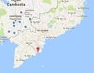 Tìm thấy 3 thuyền viên Indonesia mất tích trên biển Sóc Trăng