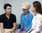 Noo Phước Thịnh bí mật đến Đà Nẵng thăm bệnh mẹ học trò bệnh ung thư