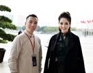 NTK Hoài Nam hội ngộ Thụy Vân trước ngày tham dự Tuần lễ thời trang Paris