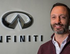 Infiniti có giám đốc thiết kế mới