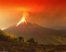 """Khi những ngọn núi lửa nổi """"cơn thịnh nộ"""" phun trào như """"quái vật"""""""