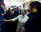Phu nhân Thủ tướng Singapore đi mua sắm trong Sài Gòn Square