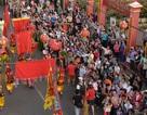 Nhộn nhịp Tết Nguyên tiêu của người Hoa trên đường phố Sài Gòn