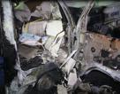 Cháy nổ lớn tại kho gạch men, 2 ô tô bị hư hỏng nặng