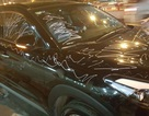 Vụ ô tô bị vẽ khắp xe: Chủ xe tiếp tục viết đơn trình báo công an