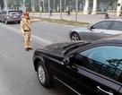 Bộ Công an: Ô tô lấn làn xe buýt BRT, phạt tới 1,2 triệu đồng