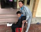 Vụ bố bị con trai đánh bầm dập, gãy xương sườn: Định mang xăng đốt bố?