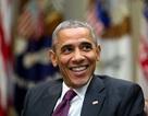 Người Mỹ chọn ông Obama là người đàn ông đáng ngưỡng mộ nhất hành tinh