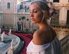 Những kỳ nghỉ vương giả của nàng công chúa Hy Lạp xinh đẹp