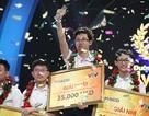 Nhật Minh đăng quang Đường lên đỉnh Olympia 2017 với 300 điểm