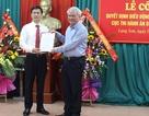 Bổ nhiệm Cục trưởng Cục Thi hành án dân sự tỉnh Lạng Sơn
