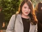 Nhật Thuỷ Idol khệ nệ bụng bầu đến dự đám cưới thành viên nhóm Oplus