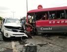Tai nạn liên hoàn, 1 người chết, nhiều người bị thương