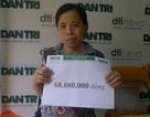 Hơn 68 triệu đồng đến với cô bé Thúy Hiền 4 năm ở viện