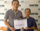 Gần 50 triệu đồng đến với gia đình người cựu chiến binh Nguyễn Thanh Màu