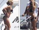 Pamela Anderson khoe dáng vóc nảy lửa