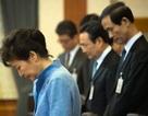 Cựu Tổng thống Hàn Quốc bật khóc trong buồng giam