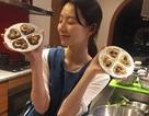 Vợ Bae Yong Joon làm sô-cô-la tặng chồng nhân ngày tình nhân