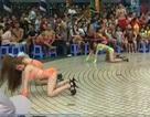 Công viên Đầm Sen xin lỗi sau vụ vũ công mặc sexy nhảy phản cảm