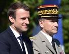 Tổng tham mưu trưởng quân đội Pháp từ chức sau bất đồng với Tổng thống