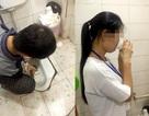 Công ty phạt nhân viên uống nước trong... bồn cầu