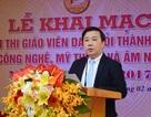 Hà Nội: Khai mạc Hội thi Giáo viên dạy giỏi THCS năm 2016- 2017