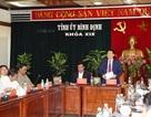 Bộ Chính trị phân công chỉ đạo kiểm điểm tại Tỉnh uỷ Bình Định