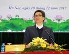 Phó Thủ tướng Vũ Đức Đam chấn chỉnh bóng đá Việt Nam