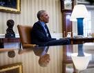 """Ông Obama làm nhà văn trước khi bước vào """"khách sạn 8 sao"""" Nhà Trắng"""