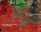 Chiến sự Syria: Quân đội Syria thẳng tiến tới al-Bab
