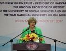 """Hiệu trưởng ĐH Harvard thăm Việt Nam, nâng mức kỷ luật với giám thị """"ăn cắp chất xám"""""""