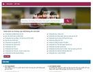 Cổng thông tin tuyển sinh của Bộ GD&ĐT chính thức hoạt động từ ngày 1/4