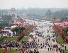Phú Thọ có mưa nhỏ trong ngày giỗ Tổ Hùng Vương