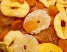 Hoa quả sấy khô có tốt cho sức khỏe?