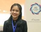 Nét đẹp tinh khôi của nữ sinh tình nguyện viên APEC năng động