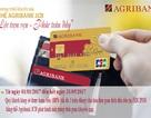 """Chương trình khuyến mại """" Lộc trọn vẹn – Phúc tràn đầy"""" cùng thẻ Agribank JCB"""