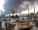Siết chặt vòng vây Mosul, Damascus rực lửa