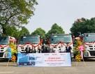 Isuzu Việt Nam bàn giao lô 10 xe đầu kéo EXZ cho Hoàng An