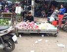 """Kinh doanh hoa quả Trung Quốc """"èo uột"""" dịp Tết"""