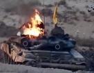 Nghi vấn tăng T-90K bị hạ ở Syria