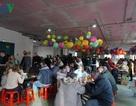 Thực khách Nga xếp hàng dài thưởng thức món ăn Việt Nam