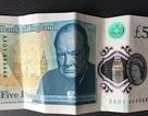 Tờ 5 bảng Anh được rao bán với giá gần 280 triệu đồng